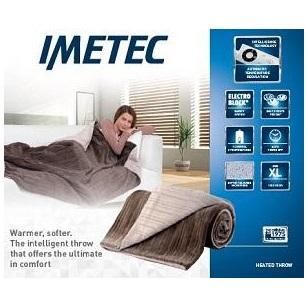 Imetec Heated Comfort Throw