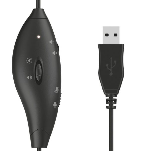 Trust USB Headset with Mic