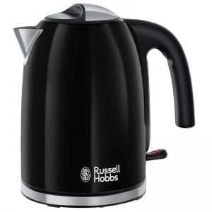 Russell Hobbs Colours Plus Kettle Black