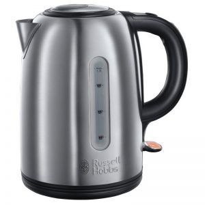Russell Hobbs Snowdon Kettle Brushed Steel
