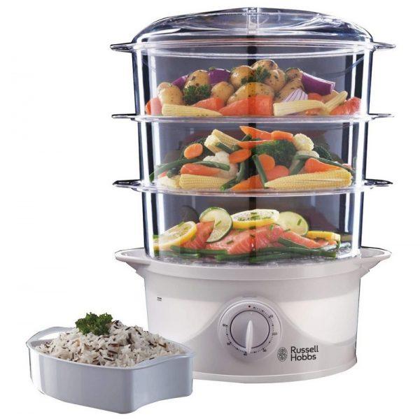 Russell Hobbs 3 Tier Food Steamer
