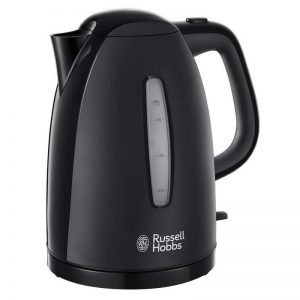 Russell Hobbs Textures Kettle Black