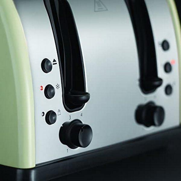 Russell Hobbs Legacy 4 Slice Toaster Cream
