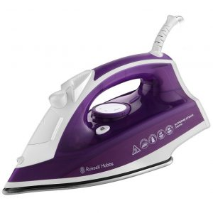Russell Hobbs Supremesteam Steam Iron - Purple