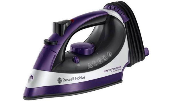 Russell Hobbs Plug & Wind Easy Store Iron