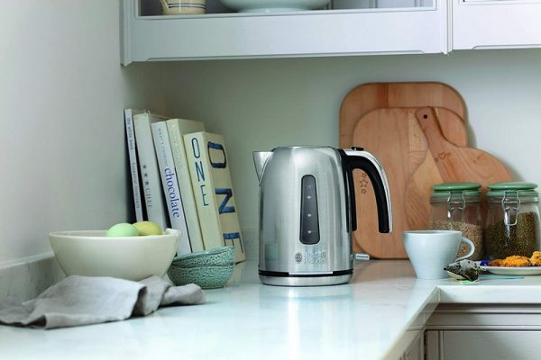 Russell Hobbs Velocity Kettle Brushed Steel
