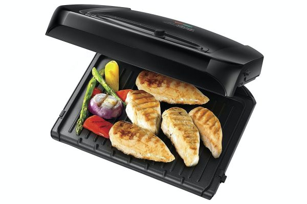 George Foreman 6-Portion Health Grill