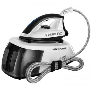 Russell Hobbs Black Steam Generator Iron