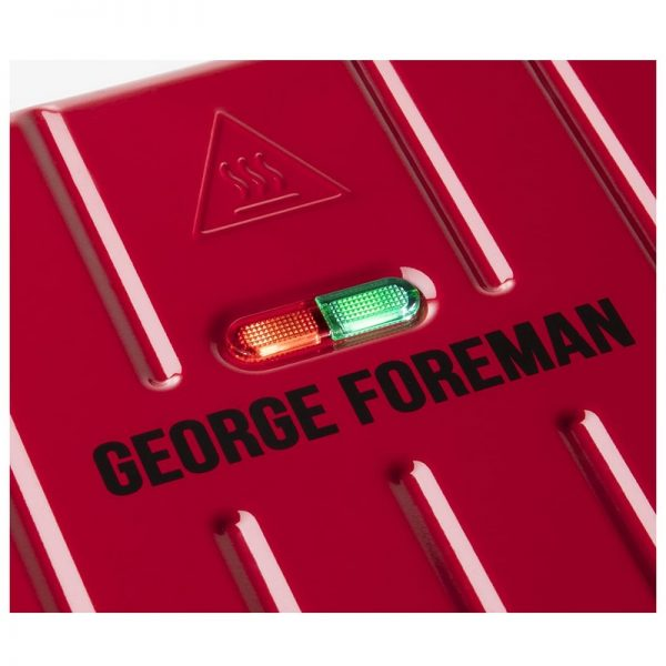 George Foreman Health Grill Red