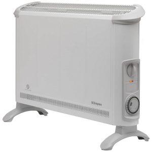Dimplex Electric Convector Heater White