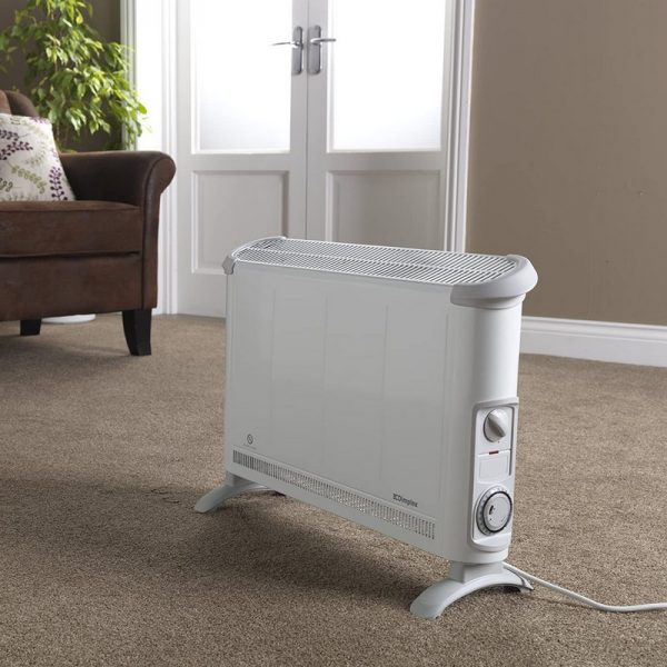Dimplex Electric Convector Heater White