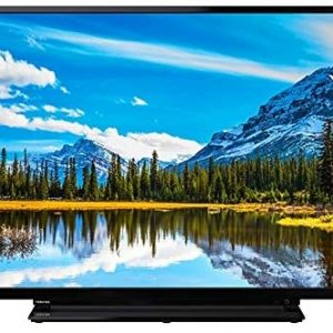 "Toshiba 40"" 4K Ultra HD Smart LED TV"