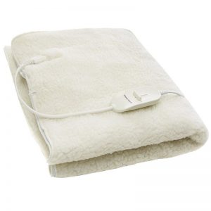 Morphy Richards Single Bed Washable Fleece Heated Underblanket
