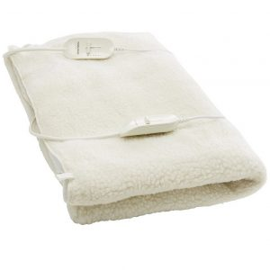 Morphy Richards Double Bed Dual Control Washable Fleece Heated Underblanket