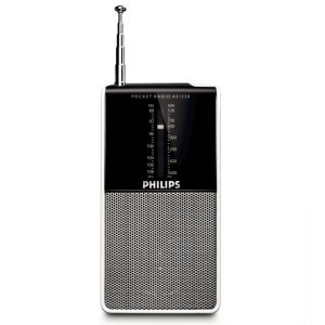 Philips Pocket Sized Portable Radio