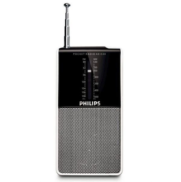 Philips Pocket Sized Portable Radio