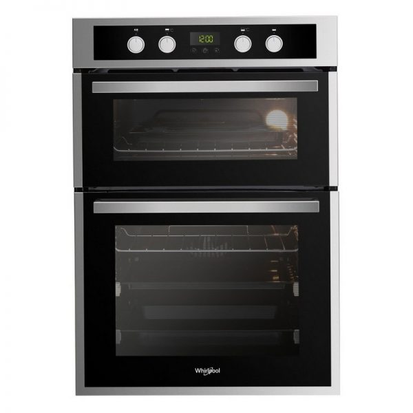 Whirlpool Built In Double Oven