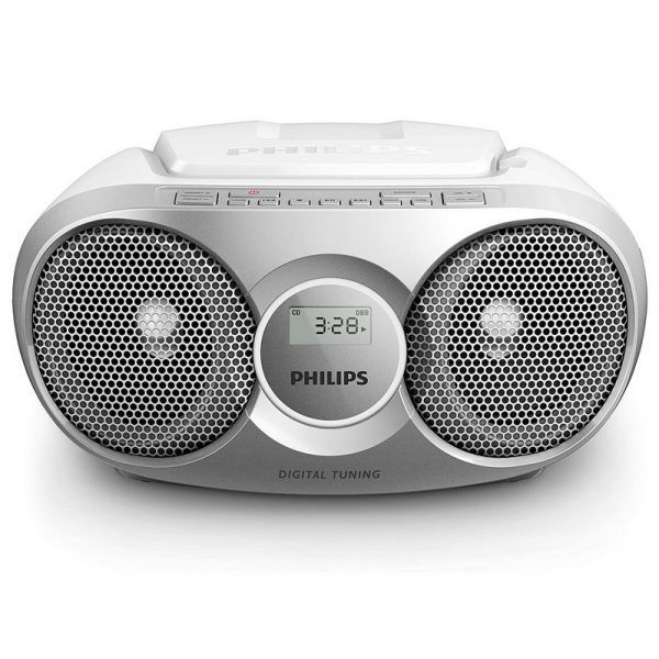 Philips CD Soundmachine Silver