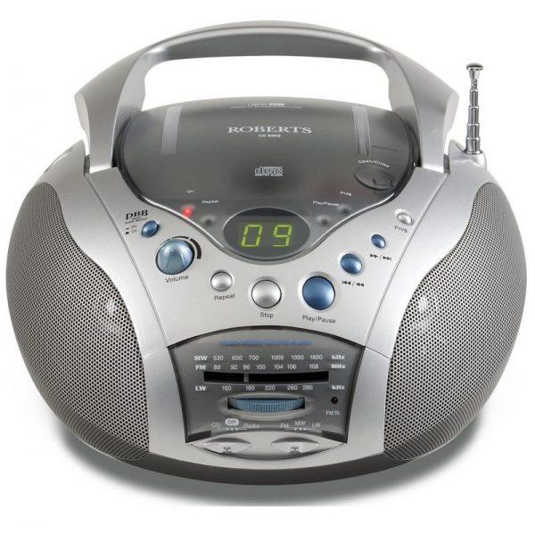 Roberts Portable Radio and CD Player