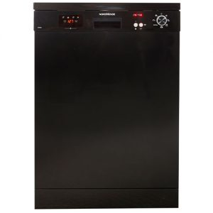 Nordmende Freestanding Dishwasher - Black
