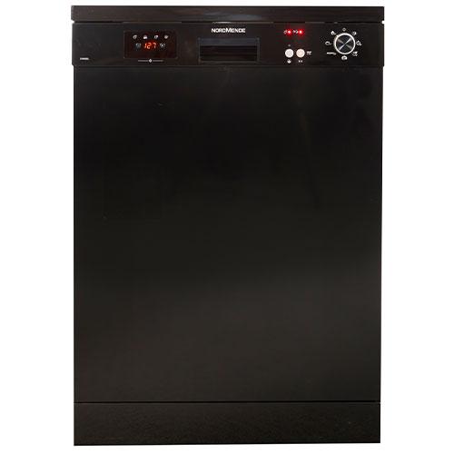 Nordmende Freestanding Dishwasher - Black