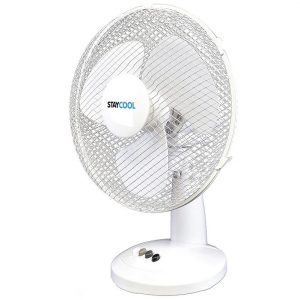 "Stay Cool 16"" Desk Fan"