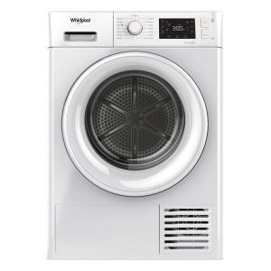 Whirlpool 9KG Condenser Dryer with Heat Pump
