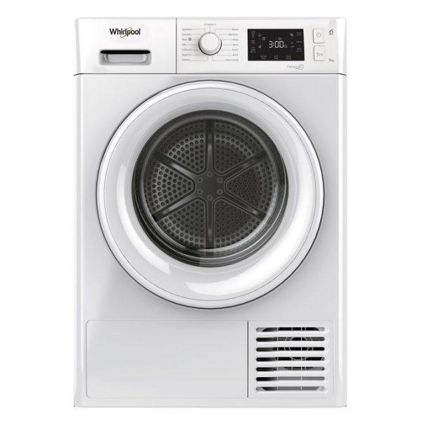 Whirlpool 9KG Condenser Dryer with Heat Pump