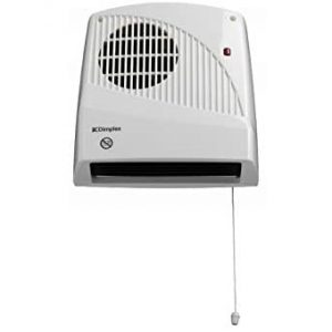 Dimplex Electric Downflow Fan Heater White