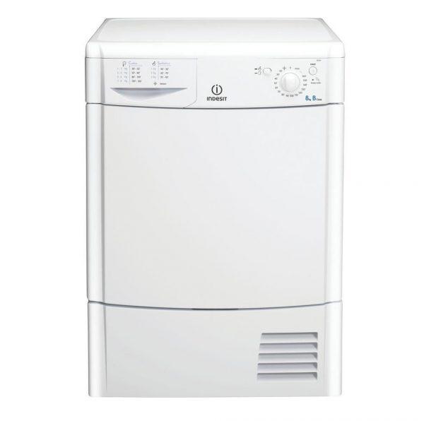 Indesit 8kg Condenser Dryer