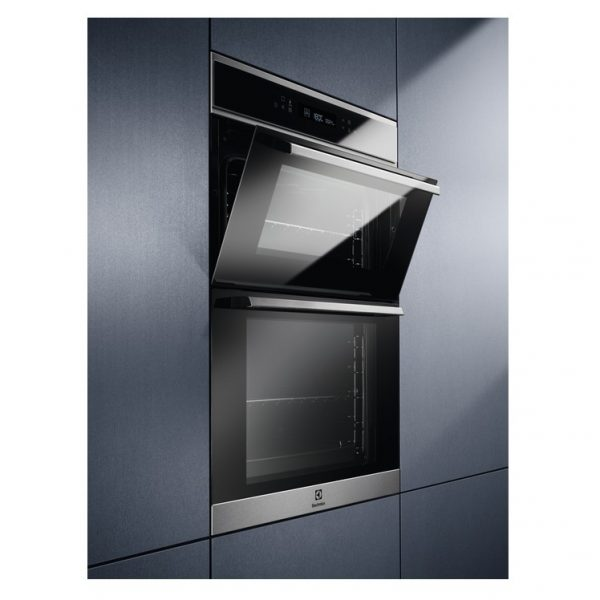 Electrolux Built In Multifunction Double Oven