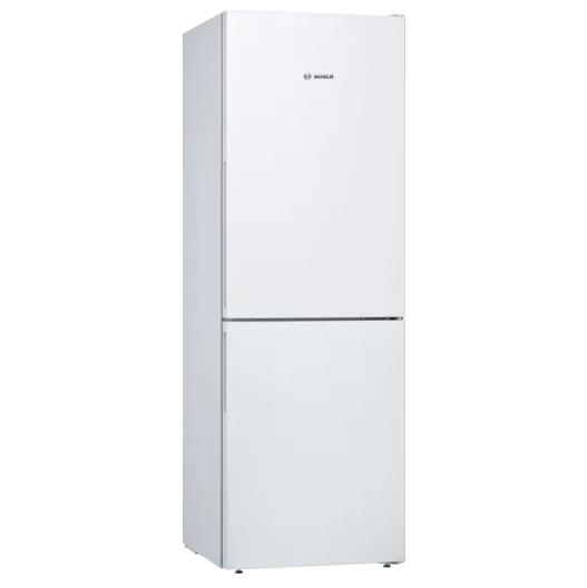 Bosch 60CM Free Standing Fridge Freezer - White