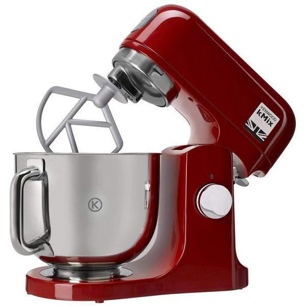Kenwood Kmix Stand Mixer - Red