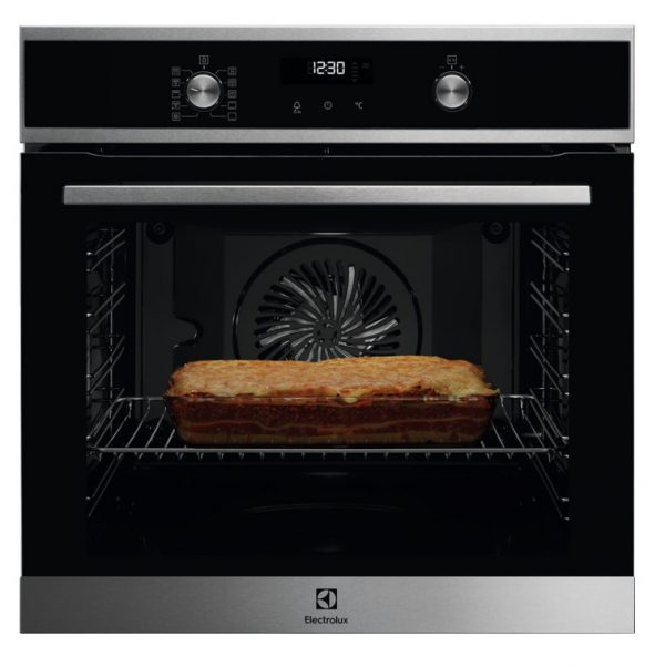 Electrolux Built In Single Pyrolytic Fan Oven