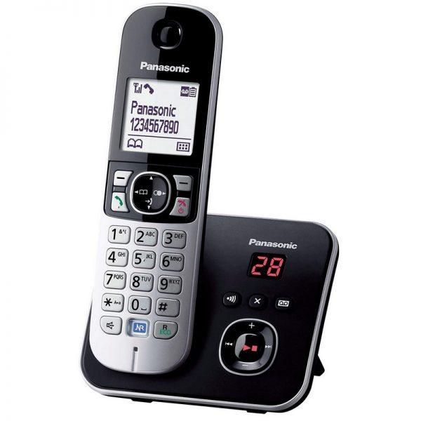 Panasonic KX-TG6821 Single Cordless Phone With Answering Machine