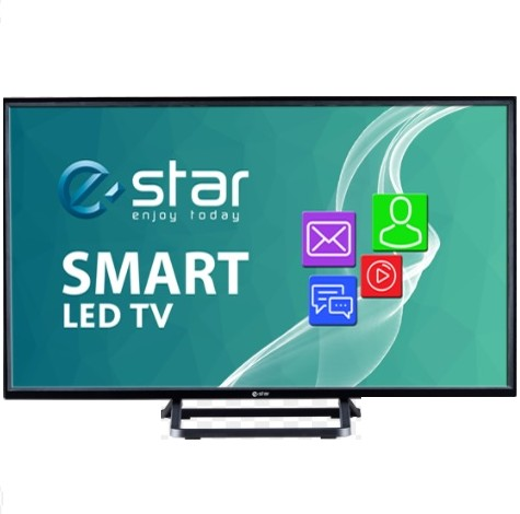 "eSTAR 32"" Saorview & Satelite Smart LED Television"