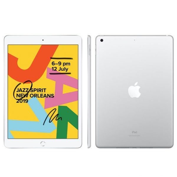 "Apple Ipad 10.2"" - 128GB - Silver"