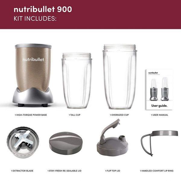 NutriBullet Pro 900 Series Blender