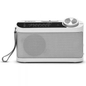 Roberts 3 Band Radio - Silver