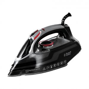 Russell Hobbs Powersteam Steam Iron - Black