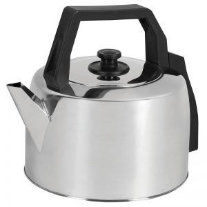 Swan Large Capacity Catering Kettle Stainless Steel