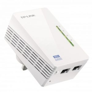 TP Link AV600 Powerline Wi-Fi Extender - Add on