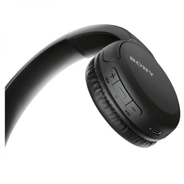 Sony Bluetooth Headphones Black