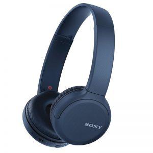 Sony Bluetooth Headphones Blue WHCH510LCE7
