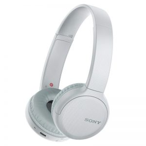 Sony Bluetooth Headphones White