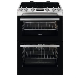 Zanussi 60cm Electric Cooker Induction Hob