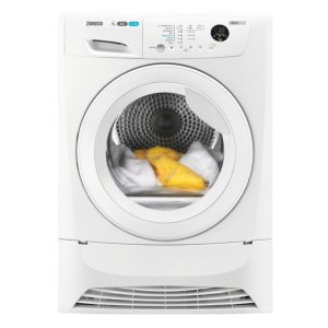 Zanussi 8Kg Heat Pump Dryer