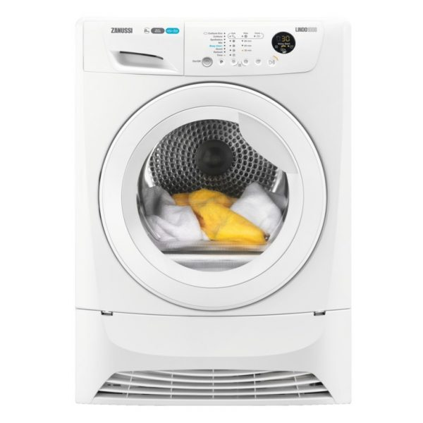Zanussi 8Kg Heat Pump Dryer