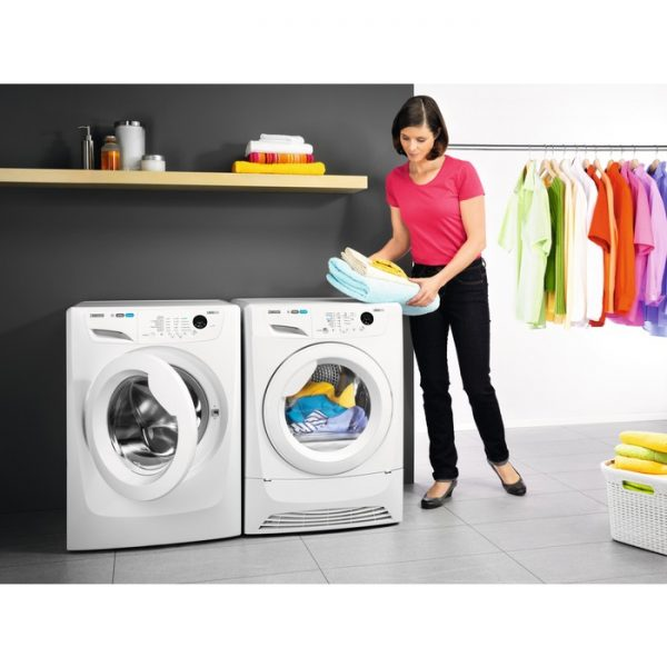Zanussi 10KG 1400 Spin Washing Machine