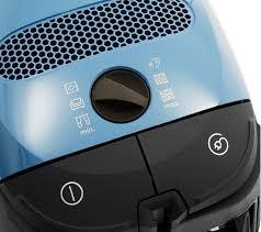 Miele Classic C1 Junior Powerline Cylinder Vacuum Cleaner - Blue